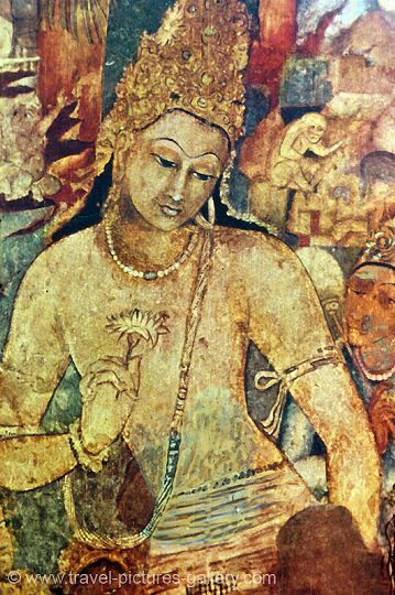 The Ajanta Cave Paintings A Brief Note Openart