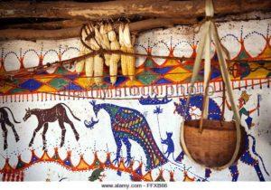 Pithora paintings