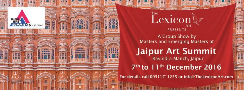 Jaipur Art Summit, 2016