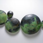 Madhvi-green Mappa mundi green (Custom)