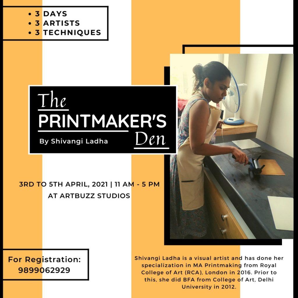 Printmaker's Den - Shivangi Ladha