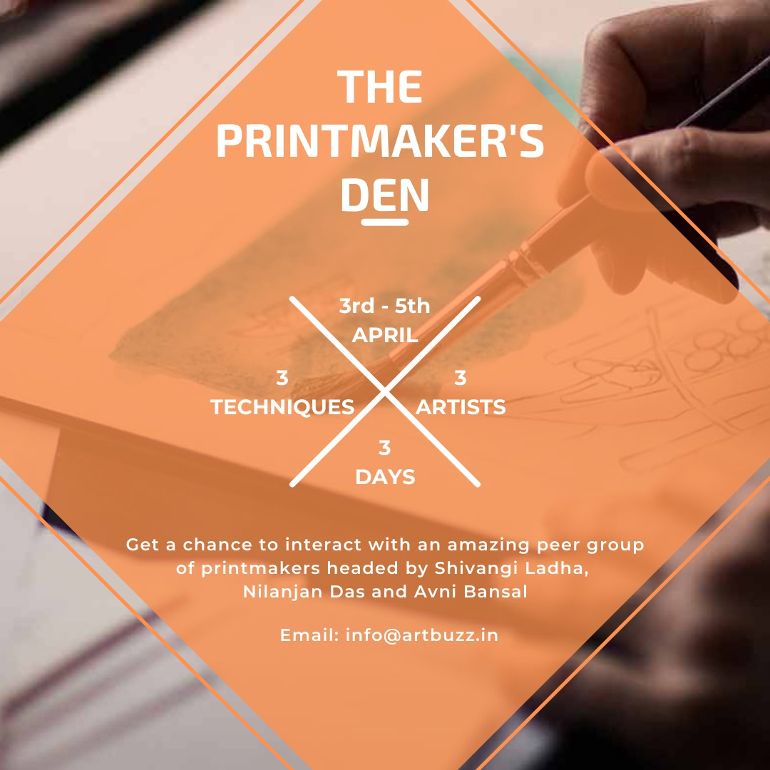 ArtBuzz Studios Printmaker's Den